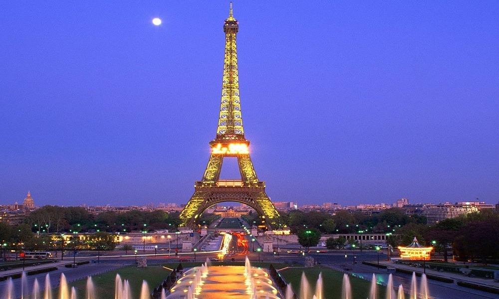 Parismost famous destinations