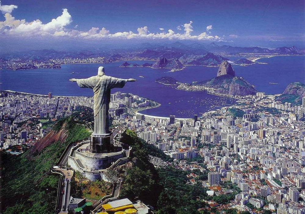 Rio De Janeiro most famous destinations