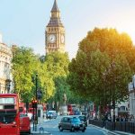 London is the biggest attraction for tourists in the UK