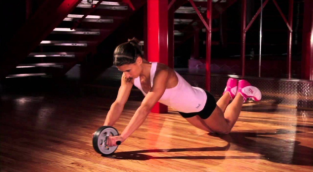 abs rollerfor body fitness