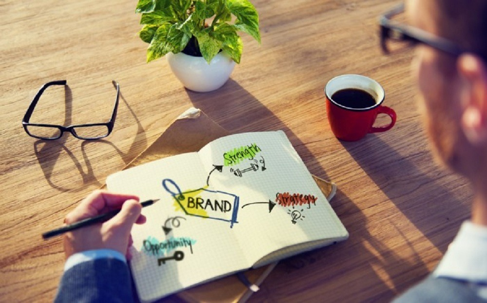 Brand building for business
