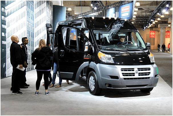 cut the costs of driving a van