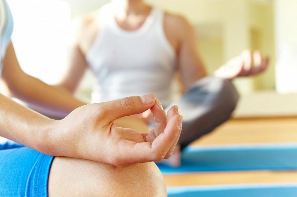 Yoga helps detoxify