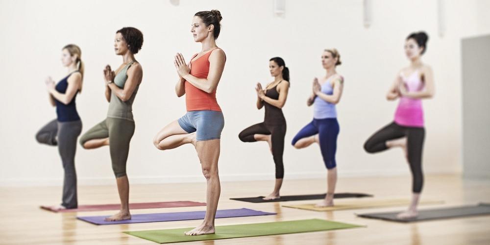 Yoga helps breathe