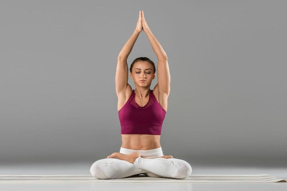 Yoga help sleep