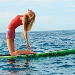 Yoga for better surfer