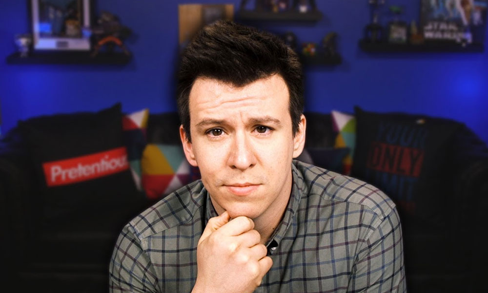 Philip DeFranco Net Worth