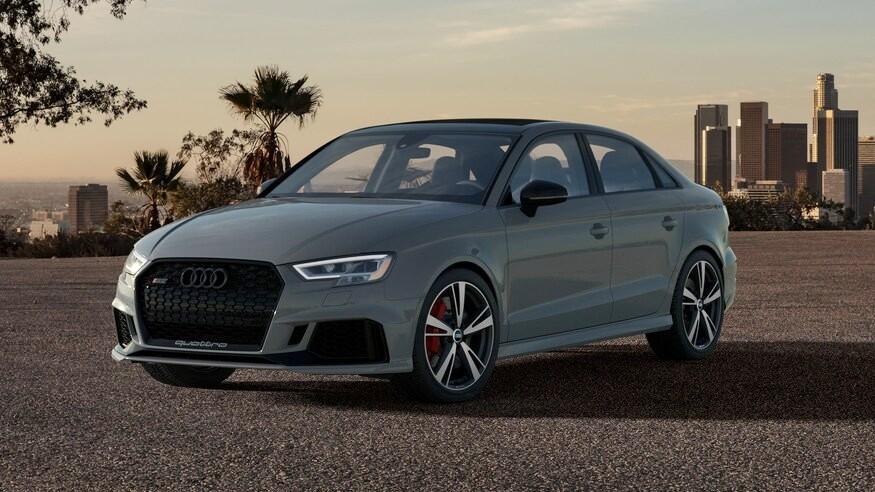 Audi RS3 Nardo Edition