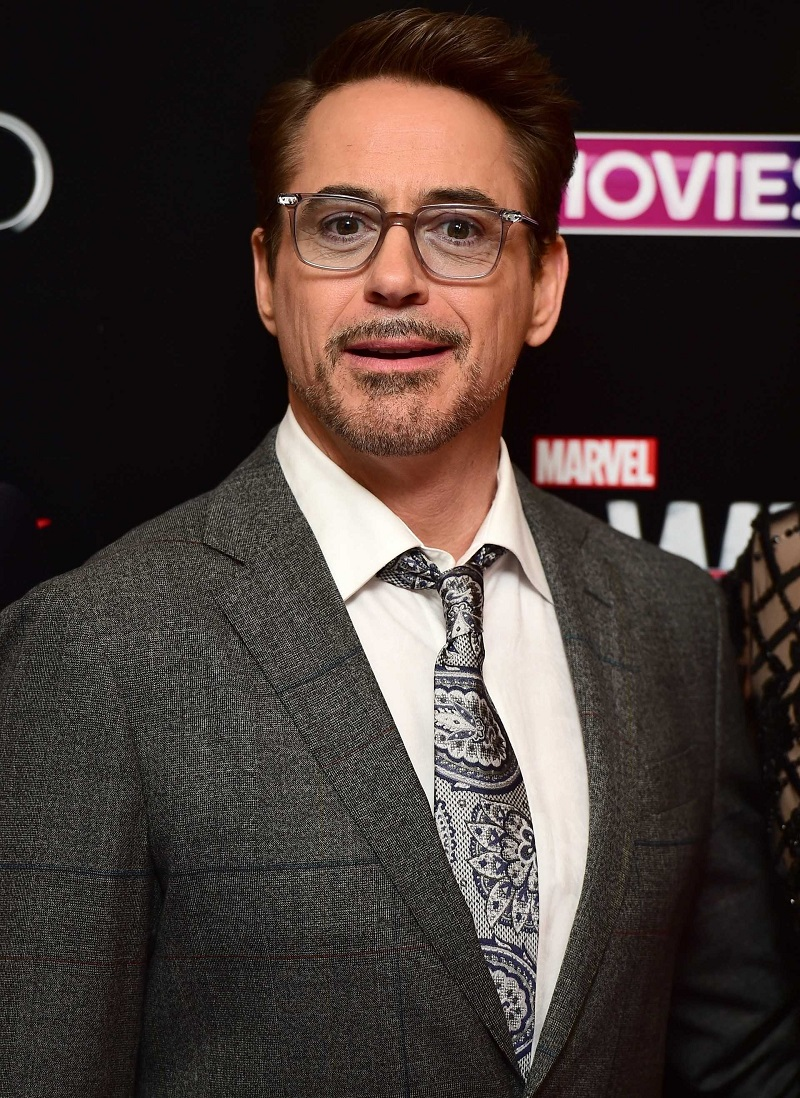 Robert Downey Jr Height