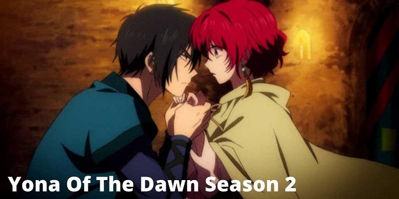 Yona of the Dawn Season 2: