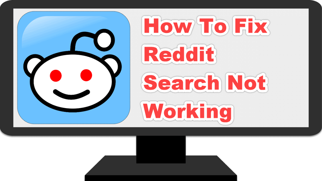 How to fix Reddit Search