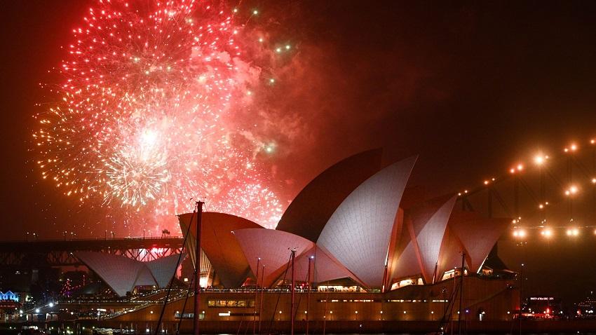 Element of Celebrations in Sydney